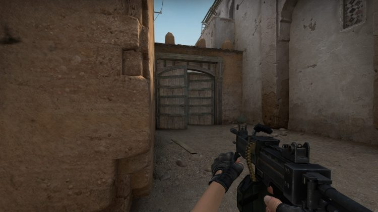 Negev, one of the best guns in Counter Strike: Global Offensive