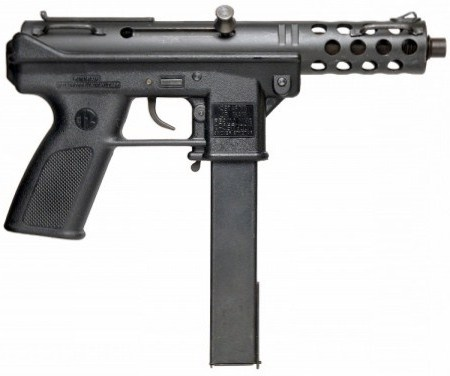 Tec-9, one of the best guns in Counter Strike: Global Offensive