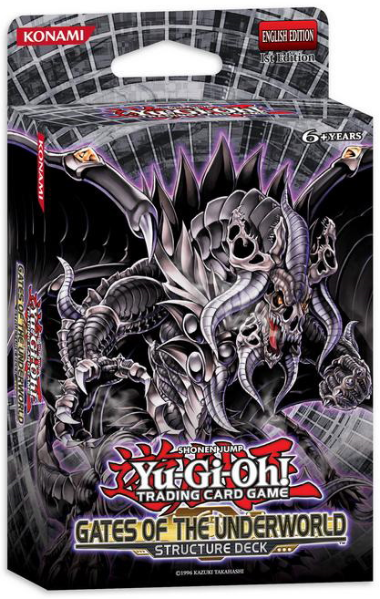Gates of the Underworld, one of the best structure decks in Yugioh
