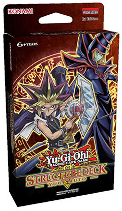 Structure Deck: Yugi, one of the best structure decks in Yugioh