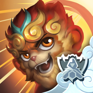 Radiant Wukong, one of the rarest icons in League of Legends