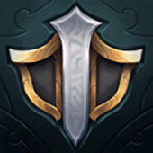 Vintage, one of the rarest icons in League of Legends