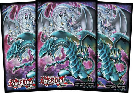 Double Dragon Sleeves, one of the best card sleeves in Yugioh