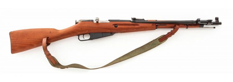M44, one of the best marksman rifles in The Divison