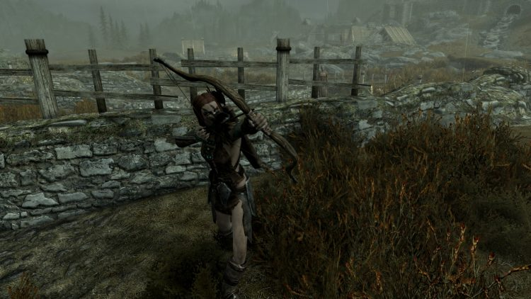 Aela the Huntress, one of the best wives in Skyrim