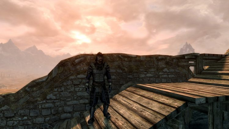 Blades Armor, one of the best heavy armor sets in Skyrim
