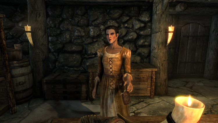 Top 10 Best Wives in Skyrim - QTopTens