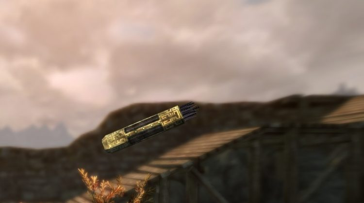 Dwarven Arrows, some of the best arrows in Skyrim