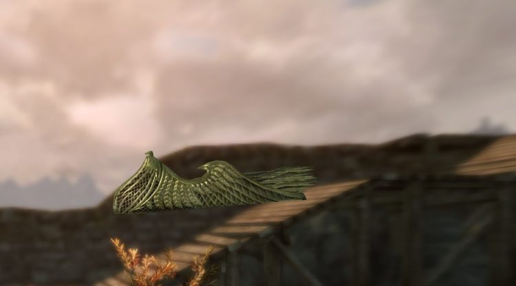 Elven Arrows, some of the best arrows in Skyrim