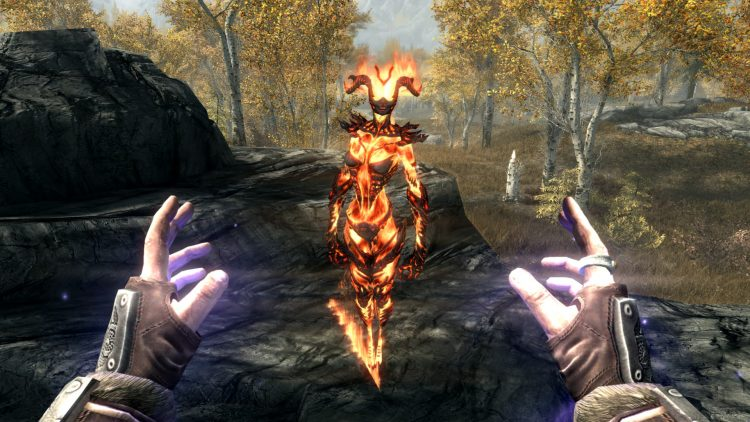 Top 10 Best Conjuration Spells in Skyrim - QTopTens