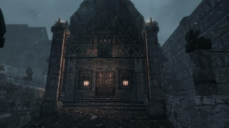 Viola Giordano's House, one of the best player homes in Skyrim