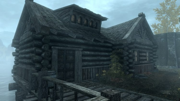 Honeyside, one of the best player homes in Skyrim