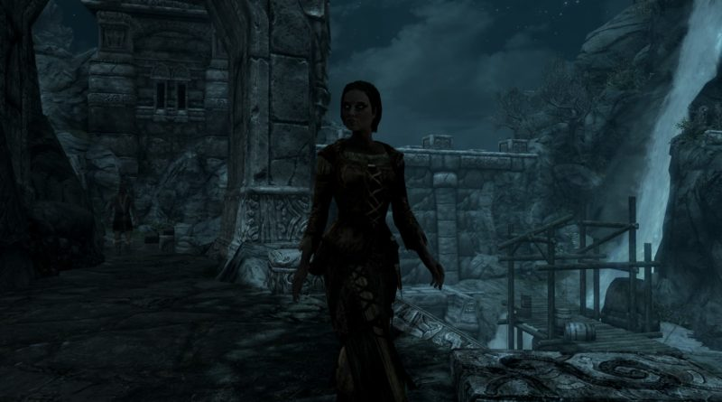 Muiri, one of the best wives in Skyrim
