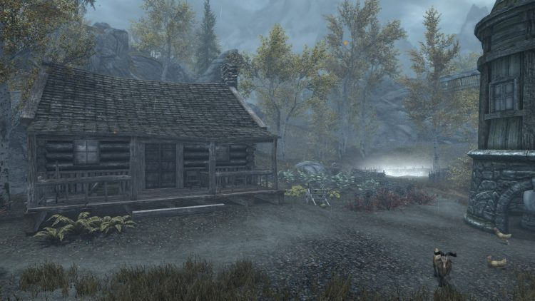 Sarethi Farm, one of the best player homes in Skyrim