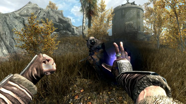 Soul Trap, one of the best conjuration spells in Skyrim