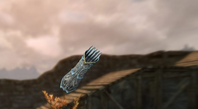 Stalhrim Arrows, some of the best arrows in Skyrim