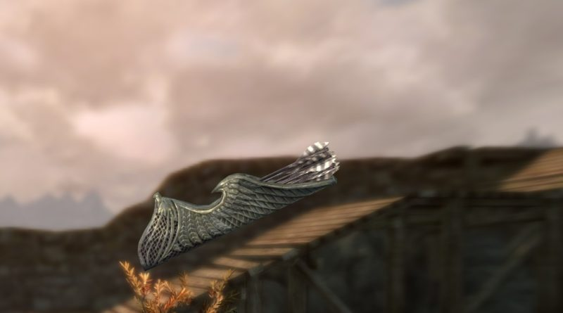 Sunshallowed Elven Arrows, some of the best arrows in Skyrim