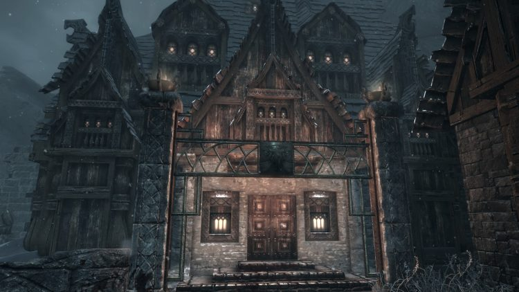Hjerim, one of the best player homes in Skyrim