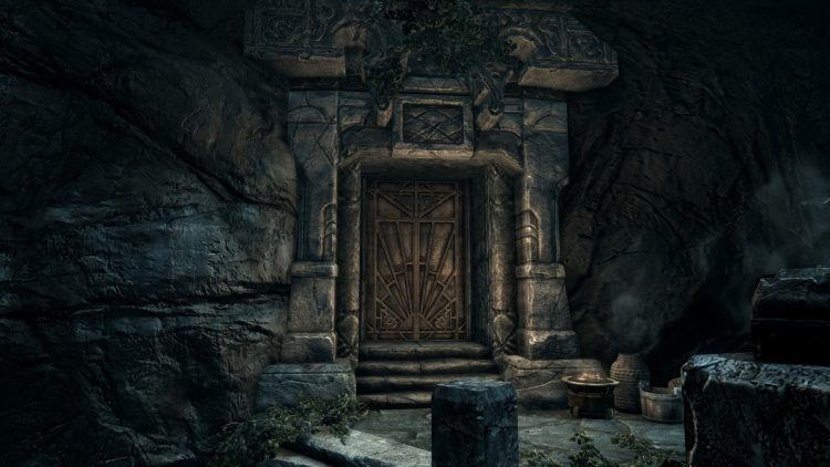 Vlindrell Hall, one of the best player homes in Skyrim