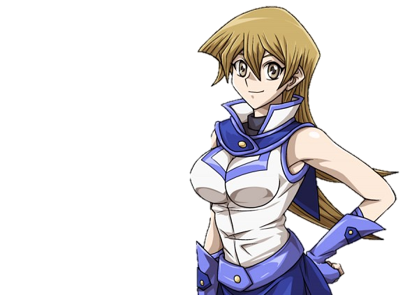 Alexis Rhodes, one of the best Yugioh GX Duelists