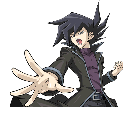 Chazz Princeton, one of the best Yugioh GX Duelists