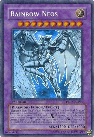 Ghost rare, the best card rarity in Yugioh!