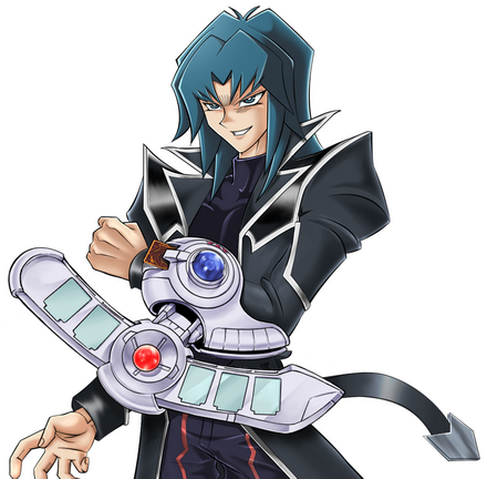 Zane Truesdale, one of the best Yugioh GX Duelists