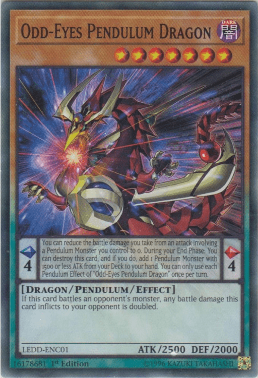 Odd-Eyes, one of the best budget decks in Yugioh 2018