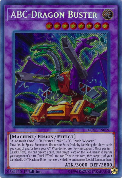 ABC, one of the best budget decks in Yugioh