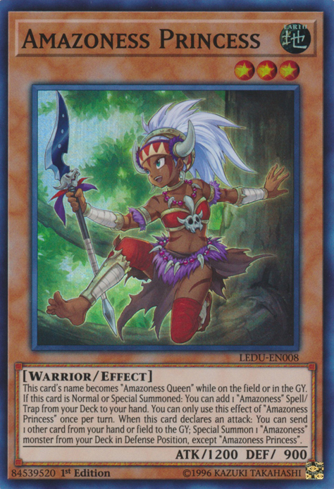 Amazoness, one of the best budget decks in Yugioh