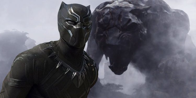 Black Panther, one of the most powerful superheroes in the Marvel Cinematic Universe