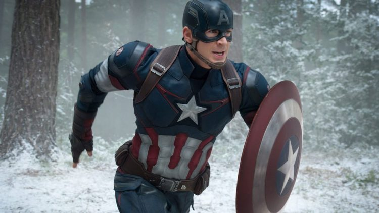 Captain America, one of the most powerful superheroes in the Marvel Cinematic Universe