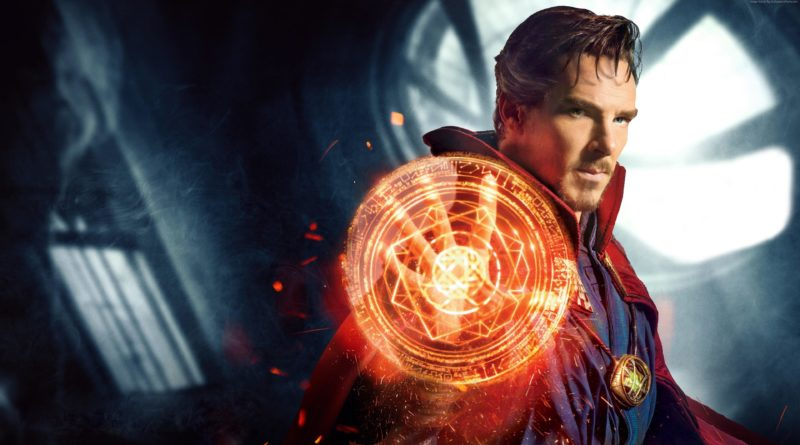 Dr Strange, one of the most powerful superheroes in the Marvel Cinematic Universe