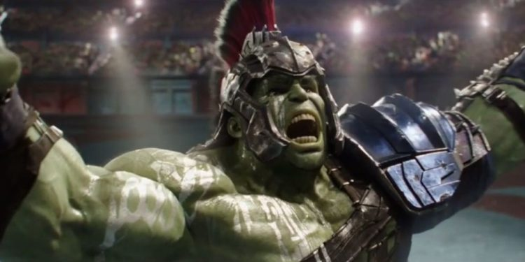The Hulk, one of the most powerful superheroes in the Marvel Cinematic Universe