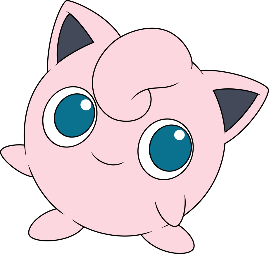 Jigglypuff, the easiest Pokemon to draw!