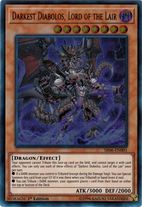 Lair of Darkness, one of the best budget decks in Yugioh