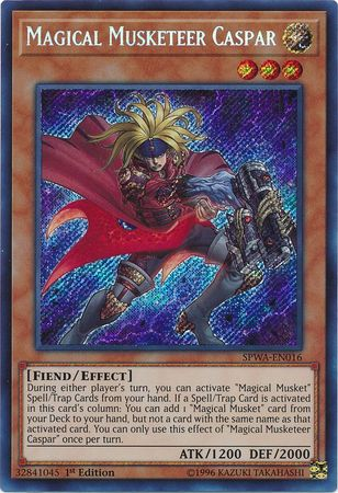 Magical Muskets, one of the best budget decks in Yugioh