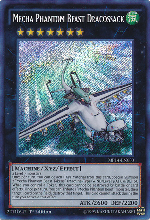 Mecha Phantom Beast, one of the best budget decks in Yugioh