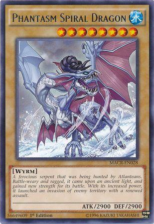 Phantasm Spiral, one of the best budget decks in Yugioh