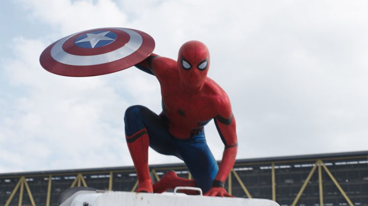 Spider Man, one of the most powerful superheroes in the Marvel Cinematic Universe