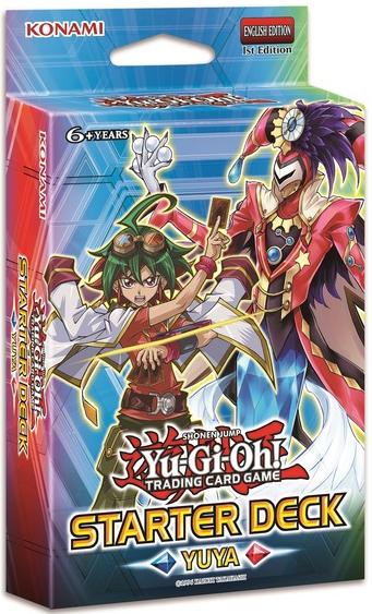Yuya, one of the best starter decks in Yugioh