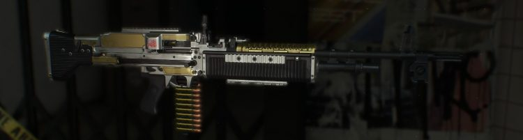 Hungry Hog, one of the best Exotic weapons in The Division