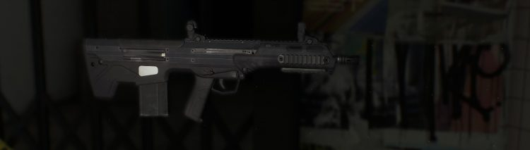 Urban MDR, one of the best Exotic weapons in The Division