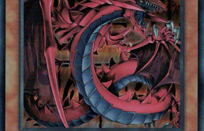 Uria Lord of Searing Flames, one of the best god cards in Yugioh
