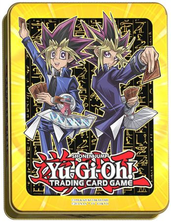 Yugi Mega Tin 2017, one of the best collector tins in Yugioh
