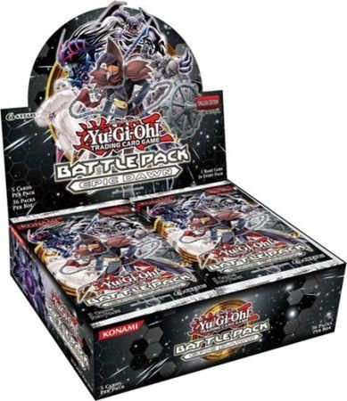 Battle Pack: Epic Dawn, one of the best booster pack sets in Yugioh