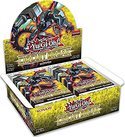 Circuit Break, one of the best booster pack sets in Yugioh
