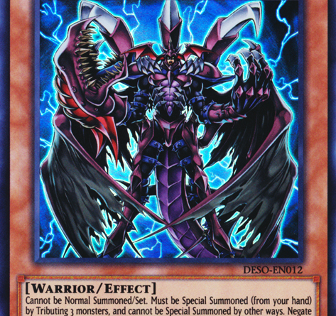Destiny HERO - Plasma, one of the best HERO monsters in Yugioh