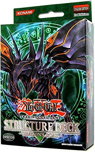 Dragon's Roar, one of the worst Structure Decks in Yugioh