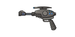 Destabilizer, one of the best weapons in Fallout Shelter